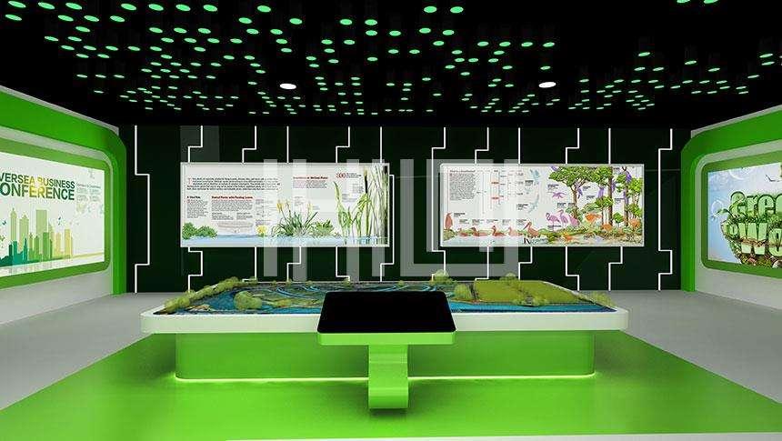 科普展厅设计方案介绍